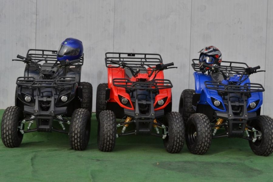 Vand Atv Sport Grizzly 125