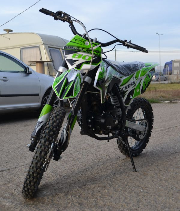 MotoCross DirtBike Hurricane 250cc#Manual