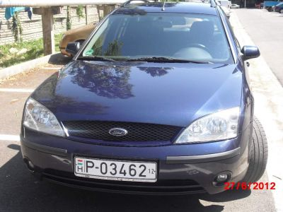 Vand Ford Mondeo 2001 euro 4