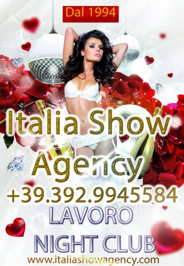 Agenzia Hostess Job in Night Club Roma Italia