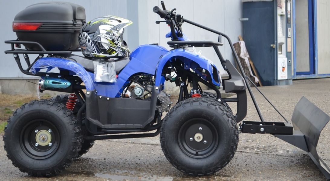 ATV High-way Grizzly R8 2w4(Delta Gt 25)