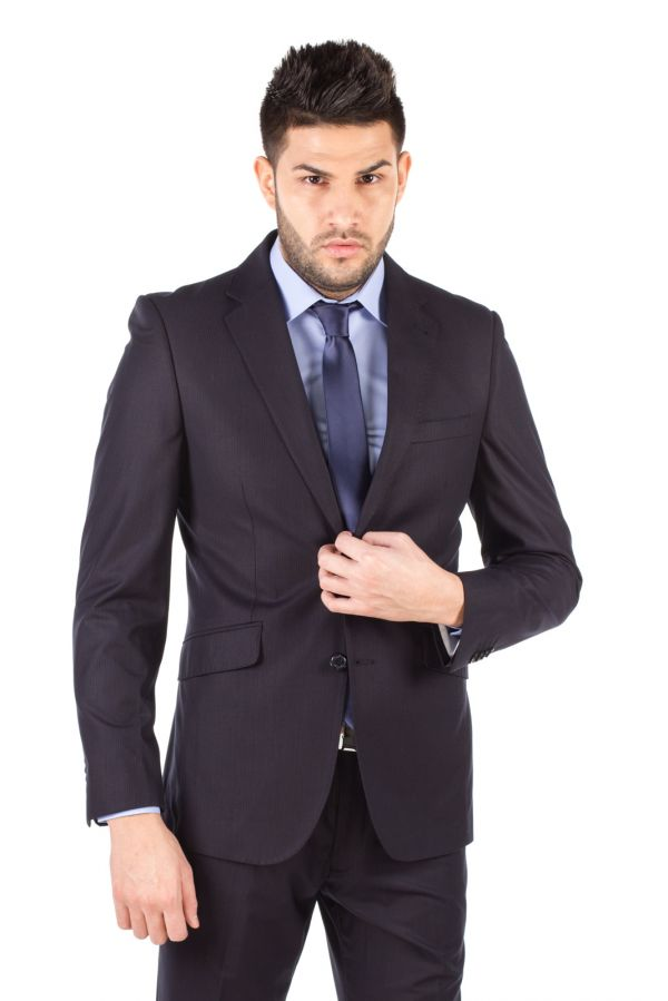 Costume barbati, slim fit, cambrate, office, business, ricardo-montesi, magazin,