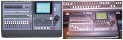 Vand mixer digital de studio roland model vs1880 nou