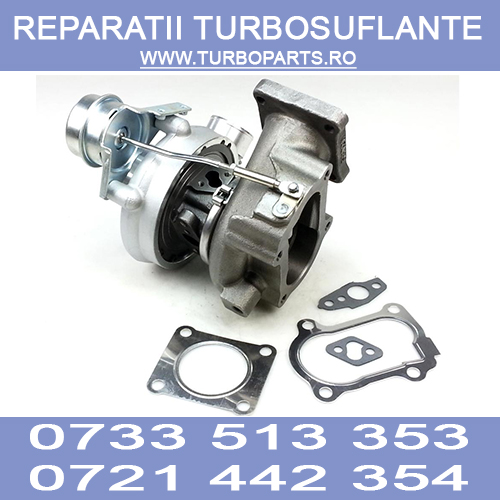 Reconditionari turbosuflante Logan, Fiat