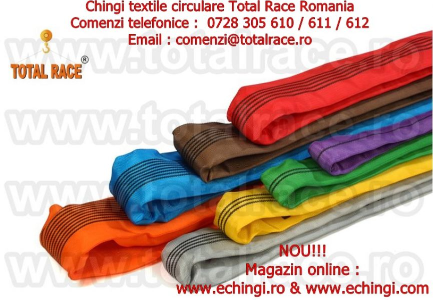 Chingi ridicare textile urechi / Total Race