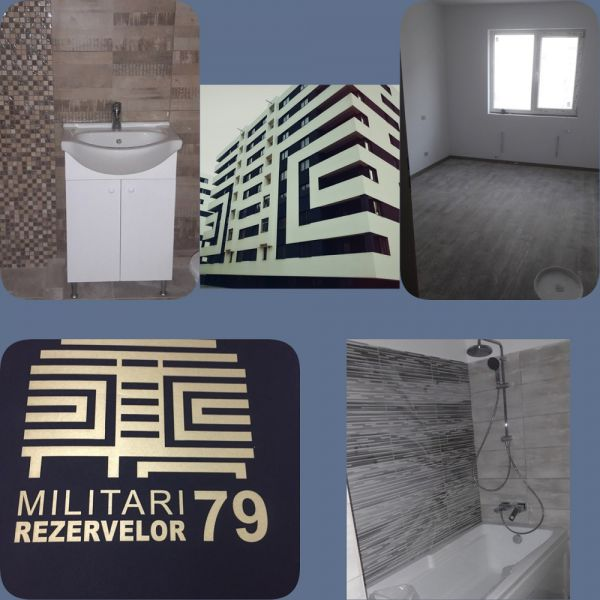 Apartament 2 camere, 49 mp, Militari Rezervelor 79