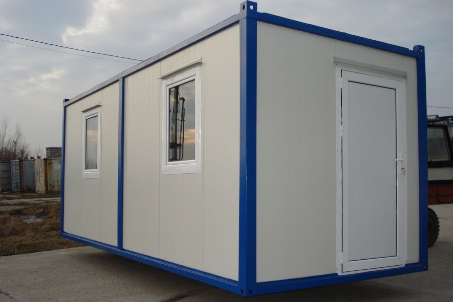 OFC Office Container Prod SRL