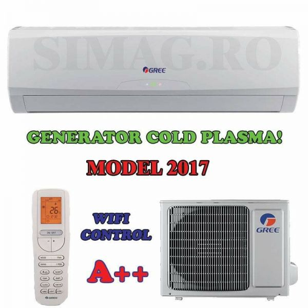 Aer conditionat Gree Viola Inverter 9.000 BTU model 2017