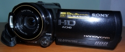 VAND CAMERA VIDEO SONY XR 500 PRET 2200 RON