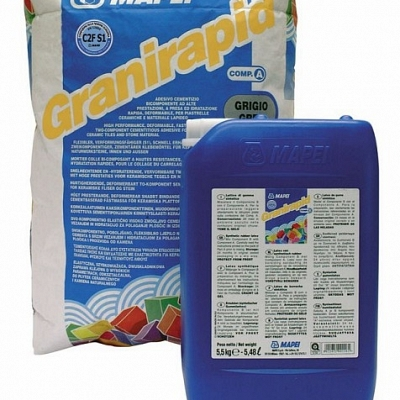 Granirapid gri kit de 30,5 Kg