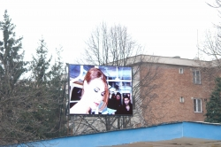 Vand panou publicitar led screen (4X3m)