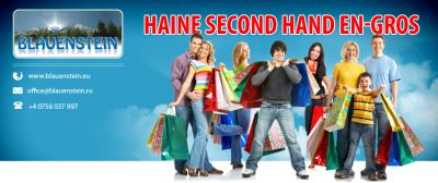 Haine second hand En-Gros